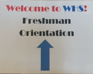 Freshmen Orientation Means Only One Thing – School Begins Wednesday