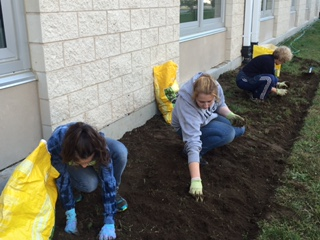 Garden Project Is Growing On The Community