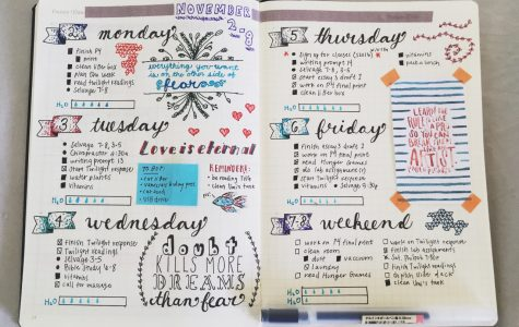 Bullet Journals: The New Way to get Organized