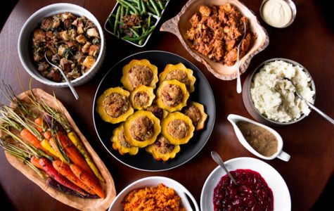 OPINION: Should you go vegetarian for Thanksgiving?