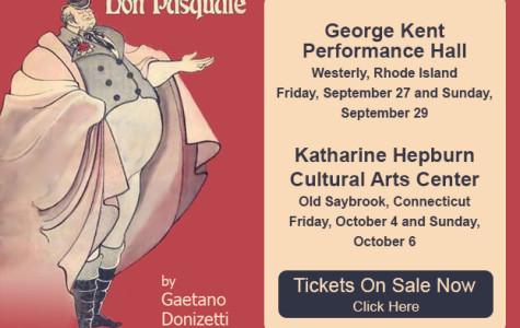 Salt Marsh Opera Performs Don Pasquale