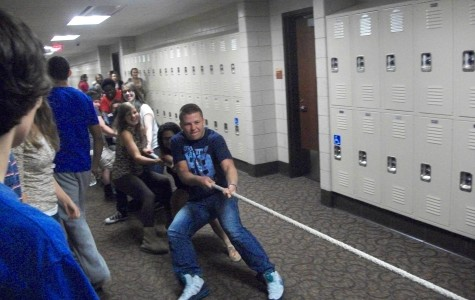 Senior Advisory Tug of War Competition: Part 1