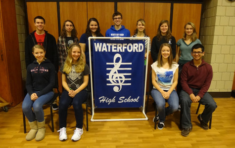 Students Earn Eastern Region Music Festival Honors