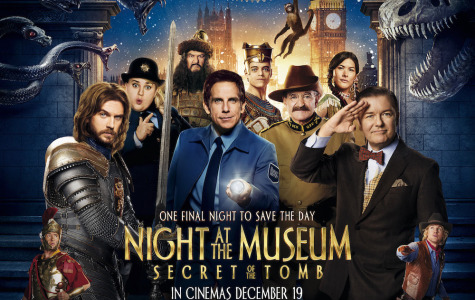Night at the Museum Pre-release