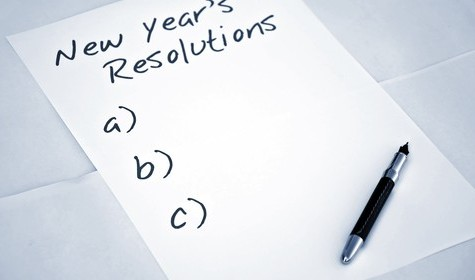 New Year's Resolutions Tips and Tricks