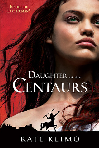BOOK REVIEW: Daughter of the Centaurs