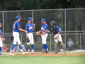 Babe Ruth 13- year olds All-Stars' victorious summer