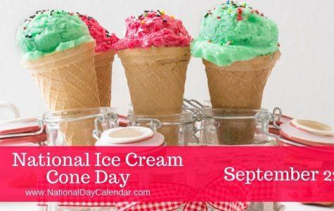 Celebrate ice cream