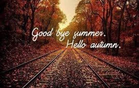 Fall is officially here