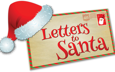 Dear Santa Letter Week is here!