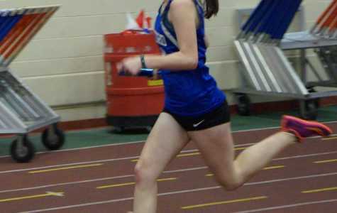 Indoor Track Team Takes on States and Reflects on Season