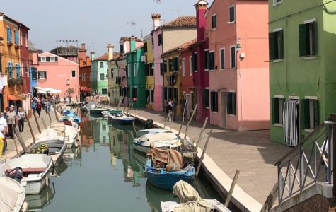 My Journey to Venice
