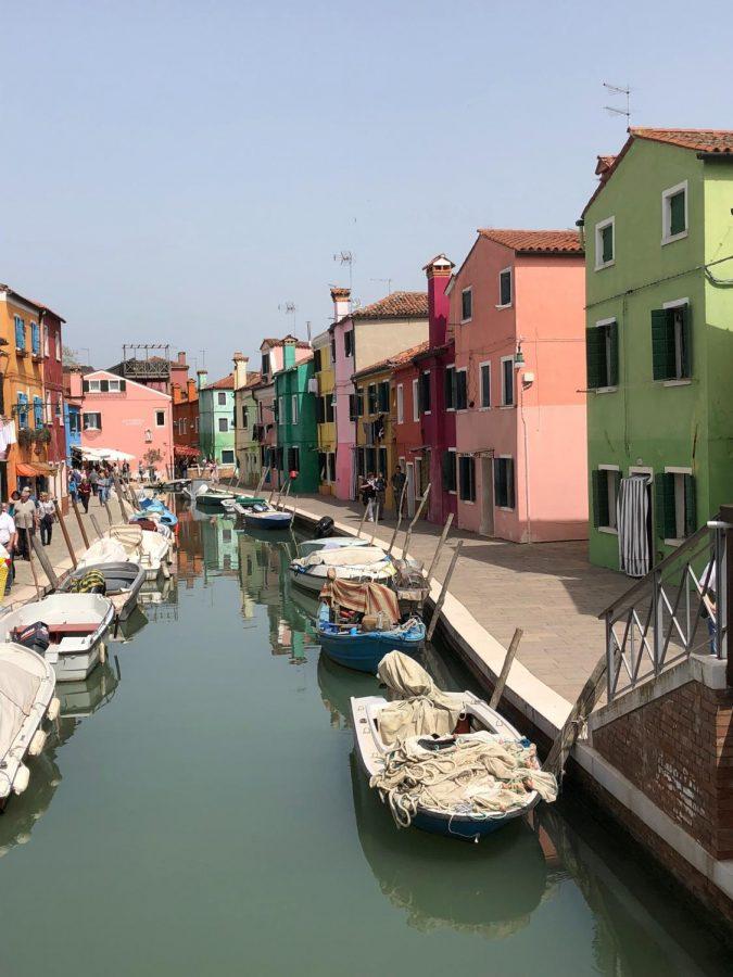 My Journey to Venice