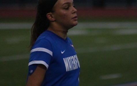 Claudia Blazquez, Girl's Soccer