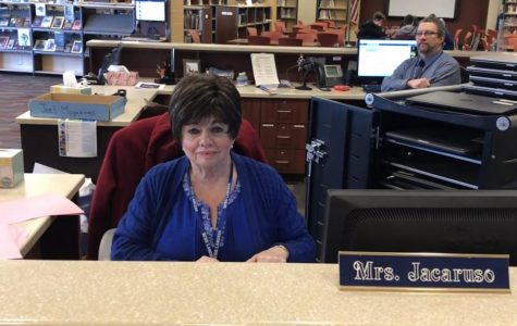 The Face of The Library is Retiring