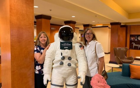 Two Teachers Bring Space Travel to Waterford High School