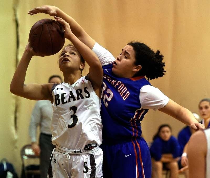Marilyn Childs, Girl's Basketball