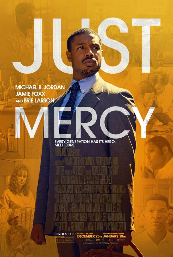 'Just Mercy' Movie Review