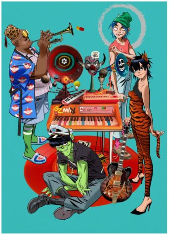 Gorillaz Song Machine Review