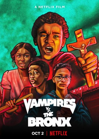 Vampires vs The Bronx, available on Netflix