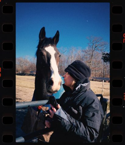 Equine Therapy with Christina Clark
