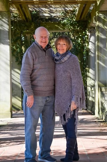 Don and Jeanette: Historic Past, Storied Future